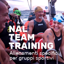 NAL Training per Gruppi Sportivi Open Water Swimming